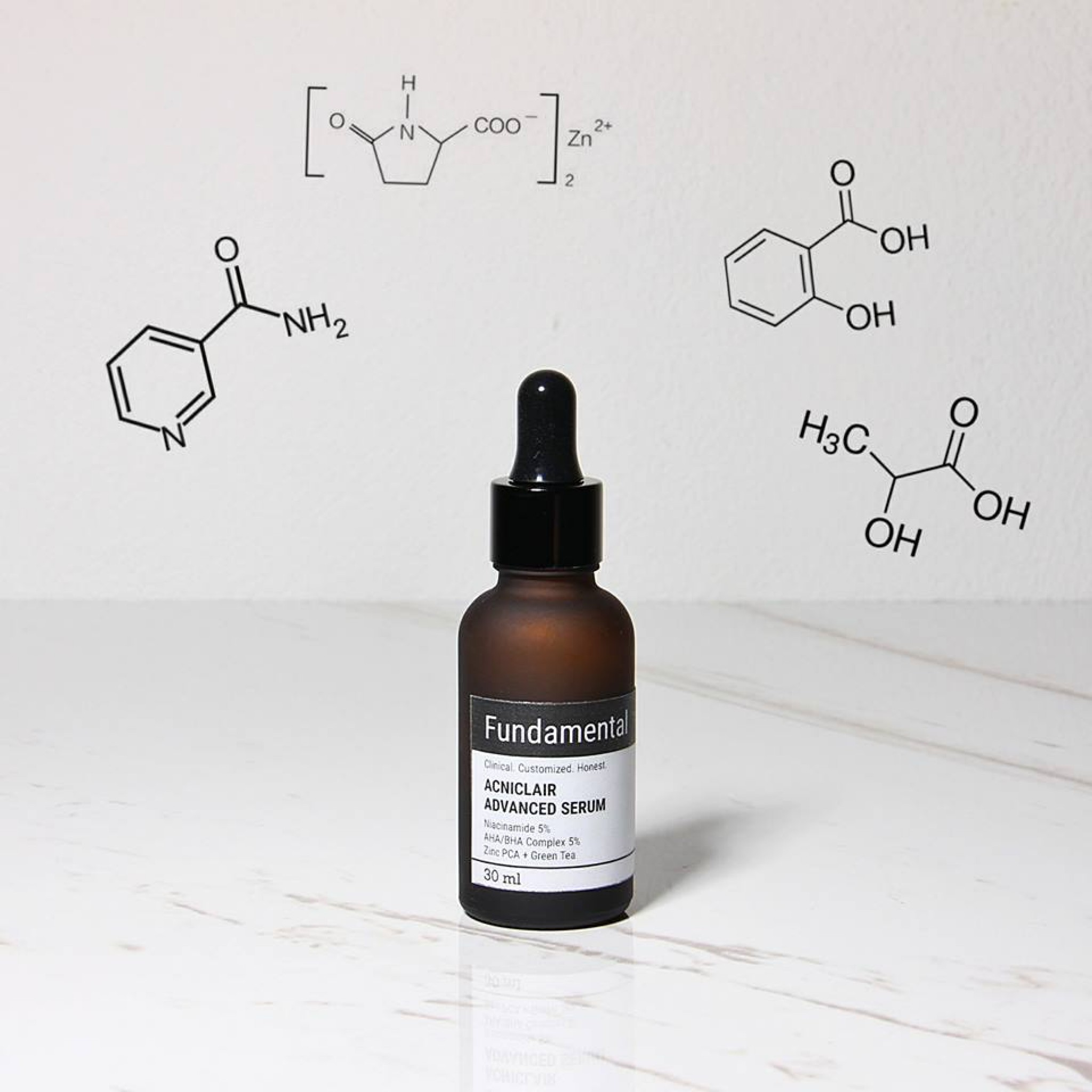 ACNICLAIR ADVANCED SERUM