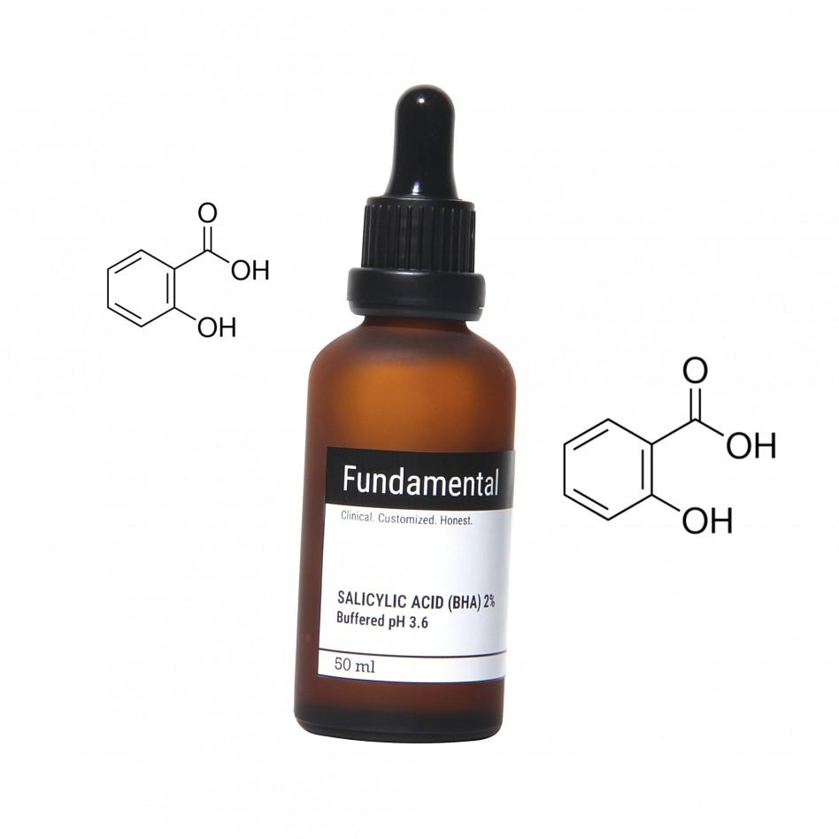 SALICYLIC ACID (BHA) 2%