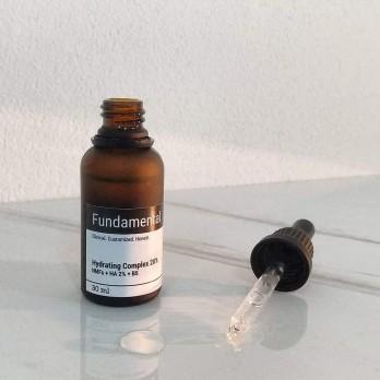 HYDRATING COMPLEX 20% (NMFs + HA 2% + B5)